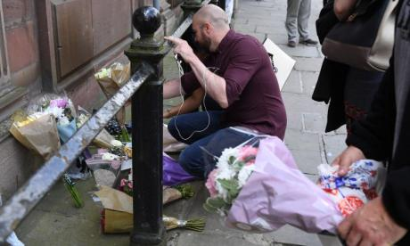 'Security at Manchester Arena at the end of the concert was poor', says eyewitness