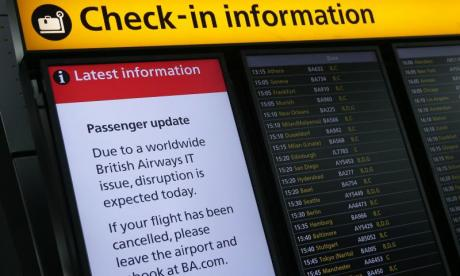 Couple finally tie the knot after British Airways global IT problem wipes out guestlist
