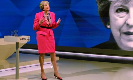 'Paxman didn't even start on the foxhunting ban' - Theresa May mocked over her leadership debate performance on Twitter