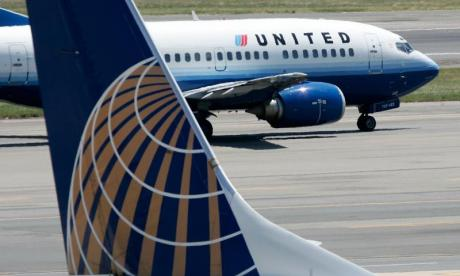 United Airlines issues ticket waiver after threat level is raised to critical
