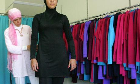 Woman called to join Burkini beach party planned for end of Cannes film festival