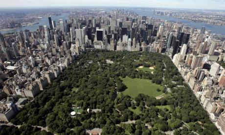 New York Police discover two bodies in Central Park waters