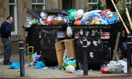 The Big Debate on bins: 'If you did bin bins, what would you bin a bin in? Bin Laden?'