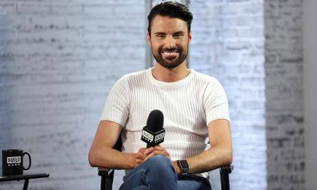 Rylan told Johnny all about his new show and his debt to Ruth Langsford