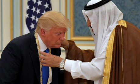 'Donald Trump had the chance to address human rights abuses in Saudi Arabia' says Amnesty International rep