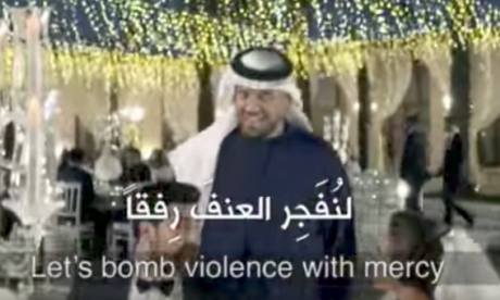 Ramadan 'bomb violence with mercy' video goes viral