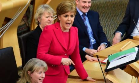 Nicola Sturgeon's election strategy is completely justified