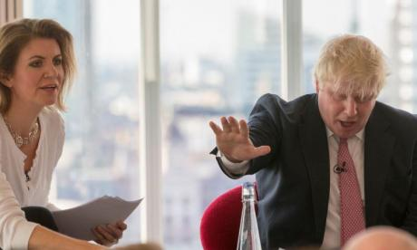 SunTalks: Boris Johnson says 'we can take £350 million back'