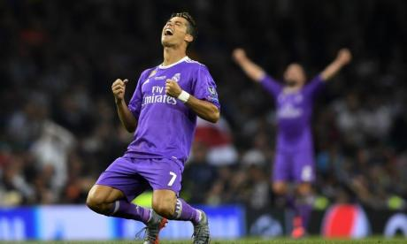 Ronaldo is one of the most famous footballers in the world