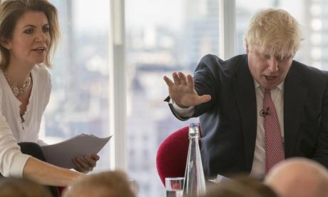 SunTalks: Boris Johnson blasts Jeremy Corbyn for 'siding with terrorists'