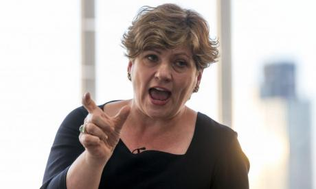 Emily Thornberry thinks 'Labour has a really strong chance of winning the general election'