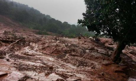 35 people die after landslides caused by monsoon rain in Bangladesh