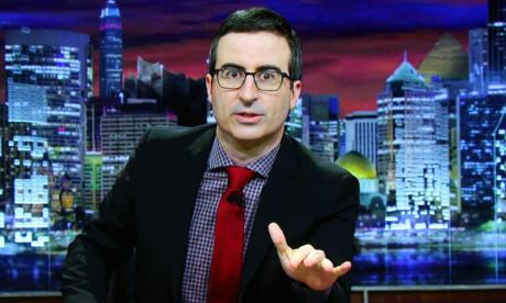 Coal executive sues talk show host John Oliver over segment on Last Week Tonight