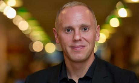 Judge Rinder on Judge Rinder's Crime Stories and why he got into law