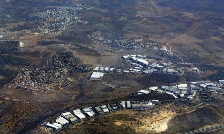 Israeli construction in West Bank rises by 70% in past year