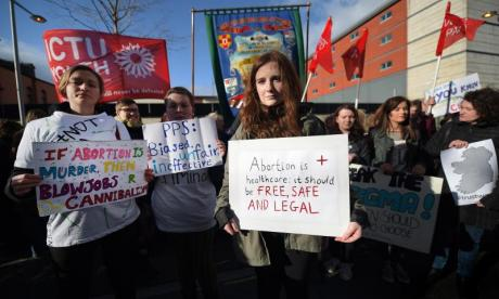 'Travelling to the mainland from Northern Ireland for an abortion is bizarrely like booking a holiday'
