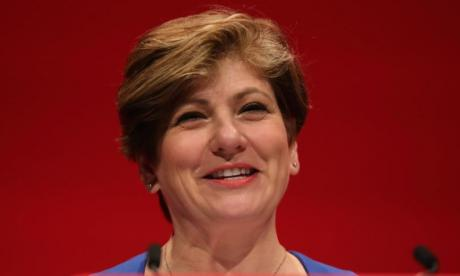 Emily Thornberry says Labour is a collective of talent but the Tories think this is a Presidential election
