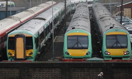 Southern Rail passengers face more disruption as Aslef members will vote on strike action in pay row