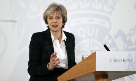 'We're in no position to start EU negotiations and Theresa May has no credibility', says Lord Karan Bilimoria