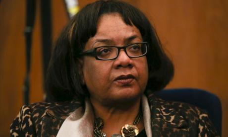 Diane Abbott struggles with anti-terror report information during another car-crash interview