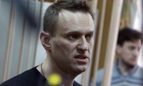 Vladimir Putin 'accuses BBC of supporting opposition leader Alexei Navalny'