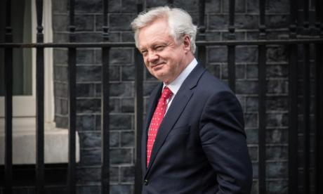 'Theresa May and David Davis have the skills and experience to get the best Brexit deal', says MP Andrew Mitchell