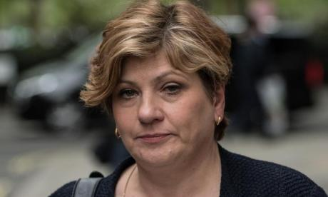 Emily Thornberry says 'Theresa May wants to do whatever she wants with the country with no accountability'