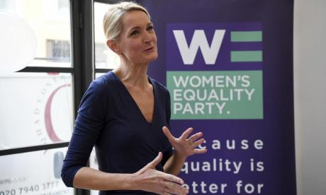 Women's Equality Party raises four times as much as UKIP from donations