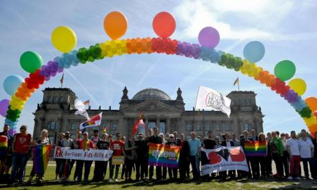Germany votes to give compensation and quash convictions of gay men
