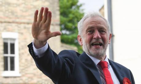 Parry likened Corbyn's success to Leicester's remarkable story