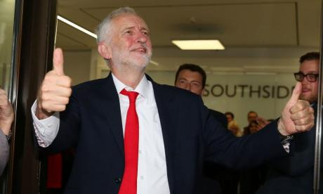 Election 2017: 'We are ready to serve the country', says Labour leader Jeremy Corbyn