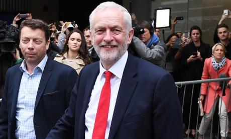 New poll finds Labour has six point lead over Conservatives - for the first time since Jeremy Corbyn became leader