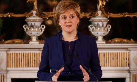 Nicola Sturgeon slams speculation about election impact on second independence referendum as nonsense