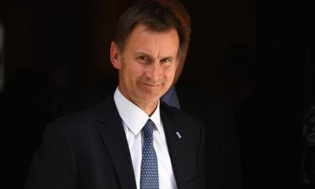 Jeremy Hunt 'delayed telling patients and Parliament about mislaid confidential medical documents'
