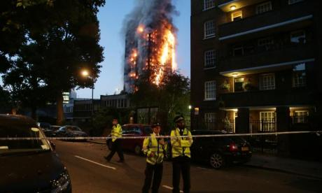 Grenfell Tower: 'Its not surprising that the Kensington and Chelsea council leader hasn't resigned, but now he has no power', Labour councillor