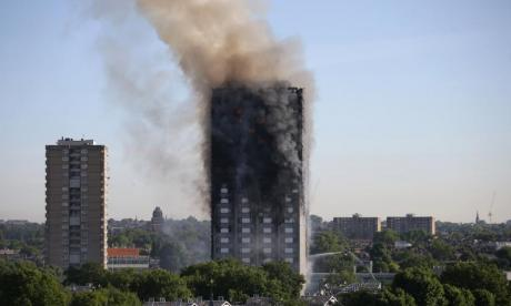 Grenfell Tower: 'Alleged cladding was banned in the US over concerns of fire and smoke spread', says Times reporter
