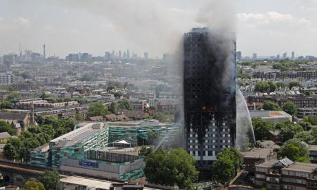 Grenfell Tower: nearby resident says he lost his job due to the fire and the council has been 'absolutely rubbish'