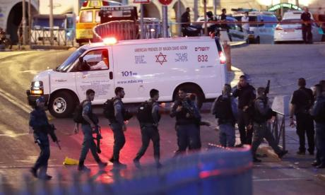 Israel imposes collective punishment on Palestinians after Israeli police commander stabbed to death