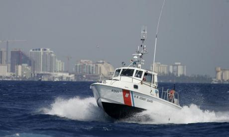 US Coast Guard on alert after 'dirty bomb' threat on container ship in South Carolina port