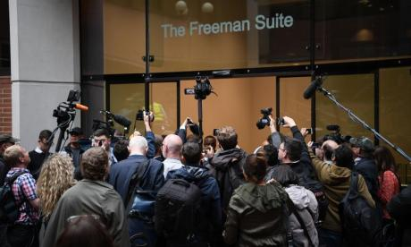 Fury as council cancels Grenfell Tower meeting after journalists were allowed in