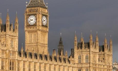 Houses of Parliament on lockdown after man detained by police