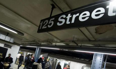 Hundreds evacuated from New York train after it derails and fills with smoke