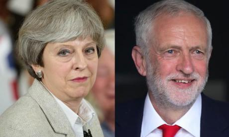 Jeremy Corbyn gets standing ovation and mocks Theresa May on return to Parliament