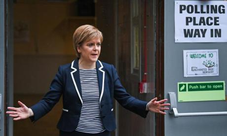 The SNP still performed well in the election despite some reverses, says James Kelly