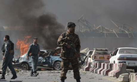 Afghan Cricket Board cancels matches with Pakistan after Kabul explosion