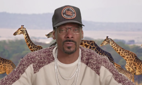 Sir David Attenborough, watch your back - Snoop Dogg narrates Planet Earth on Jimmy Kimmel show