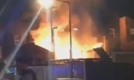 Second London fire breaks out in Walthamstow