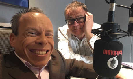 Warwick Davis on working in the Harry Potter films