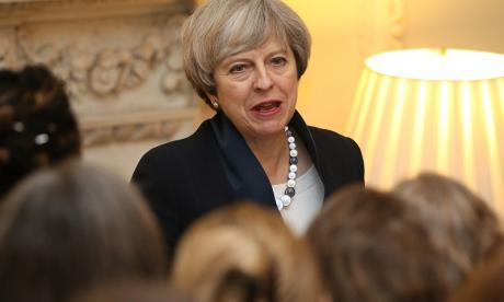 The Ipsos Mori poll suggests May will win 314 seats