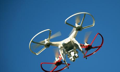 Teenager accused of flying drone over racetrack causing chaos for nearby helicopters